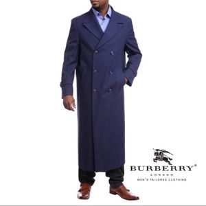 VINTAGE Burberry Lambswool Trench Coat